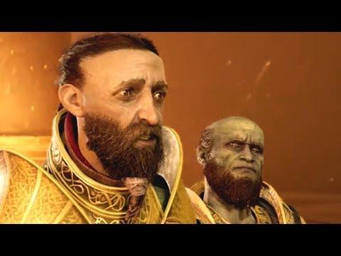 God of War PS4 - Brok & Sindri Reunited