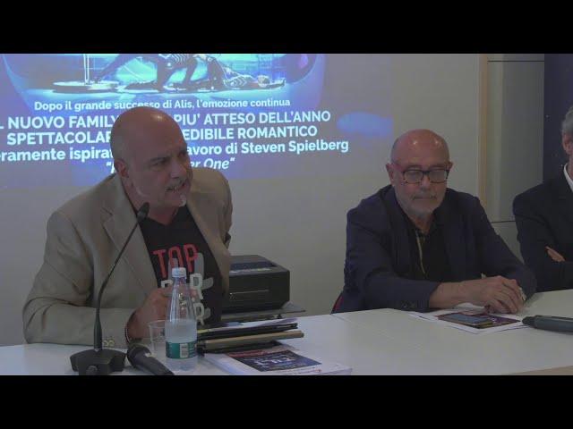 LIVE dal Teatro Ariston di Sanremo - TILT Conferenza Stampa