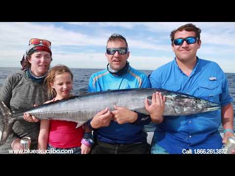 Best Fishing Charter In Cabo