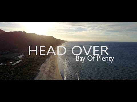 New Zealand -  Head Over Bay Of Plenty 2017 4K