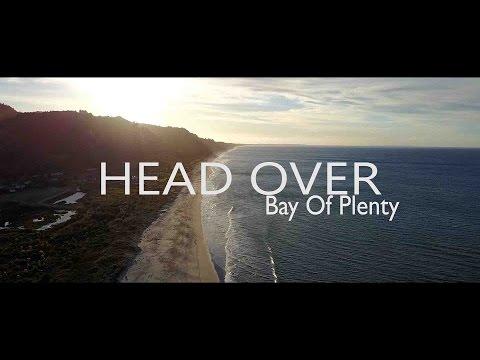New Zealand -  Head Over Bay Of Plenty 2017 4K