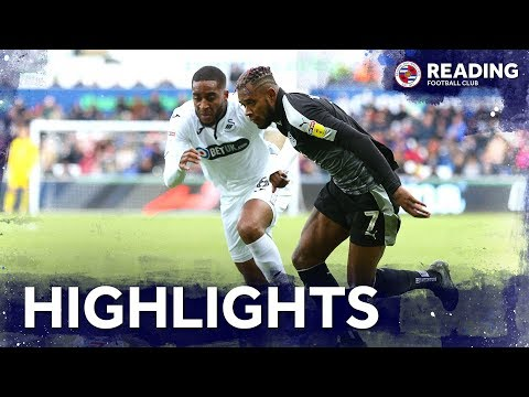2-minute review | Swansea City 2-0 Reading | Sky Bet Championship | 27th October 2018