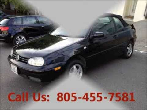 United Car Exchange - 2000 VW Cabrio - Vacation every day!! - $3,600
