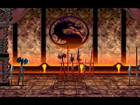 Mortal Kombat Trilogy - The Armory