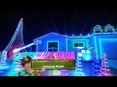 Great Christmas Light Fight Preview 2014