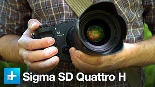 camera Sigma sd Quattro H review