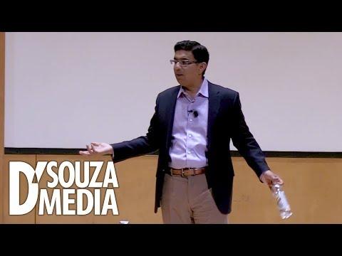 D'Souza reveals the solution to media bias & #FakeNews