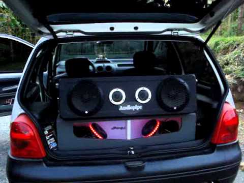 Car Audio Armenia Quindio 2011 Twingo Youtube