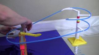 Disney Planes Toy Speedway Track Set Review Action Shifters Airplane Toy