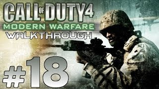 Прохождение Call of Duty 4: Modern Warfare - Миссия №18 - Игра окончена [ФИНАЛ]