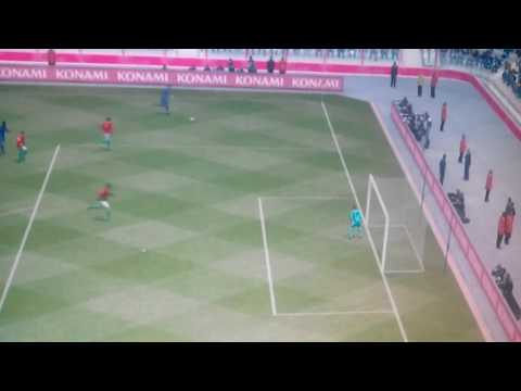 Chelsea4 vs 3Swansea City  pes 2013 goal Kranjcar