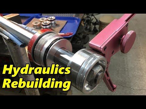 SNS 217: Rebuilding Hydraulic Cylinders