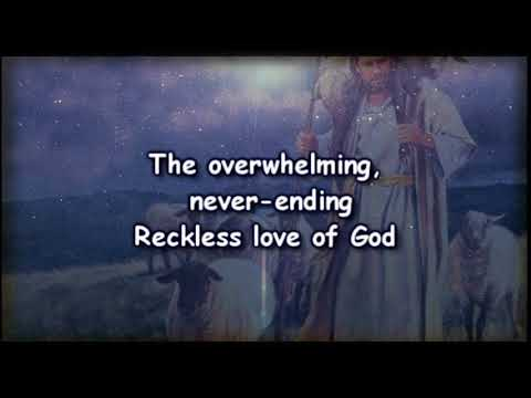 Reckless Love - Cory Asbury - Worship Video with lyrics