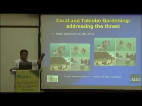 Coral and Taklobo Gardening: Merging Sustainable Financing and Reef Conservation