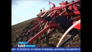 В Оренбуржье переводят сельскохозяйственную технику на газ(, 2014-12-02T08:44:01.000Z)
