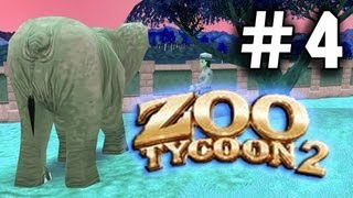 Zoo Tycoon 2: THE FUN PARK Ep. 4 - Multipurpose Exhibit