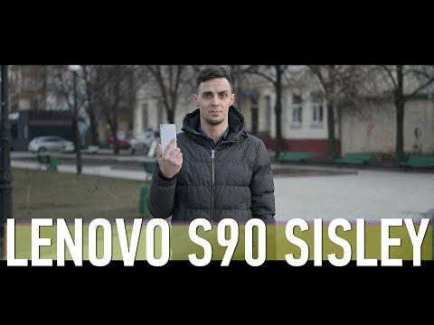 Lenovo S90: обзор смартфона