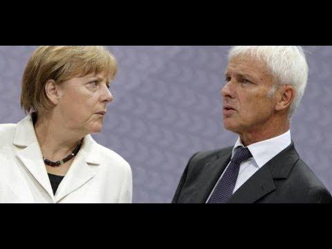 VW-Chef Matthias Müller: Vorstandsvorsitzender kritisiert Verzögerung bei Regierungsbildung