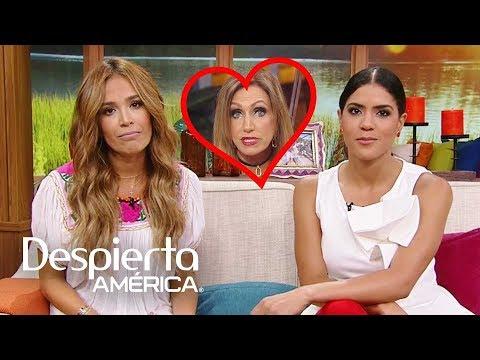 Despierta América le envía amor a Lili Estefan tras anunciar su divorcio