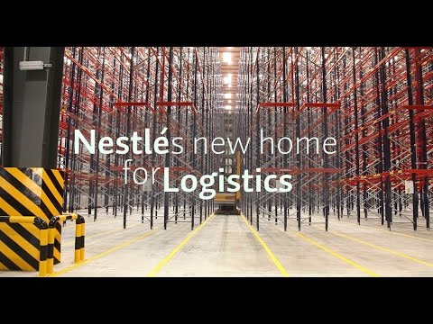 Nestlé Middle East relocates to new logistics hub