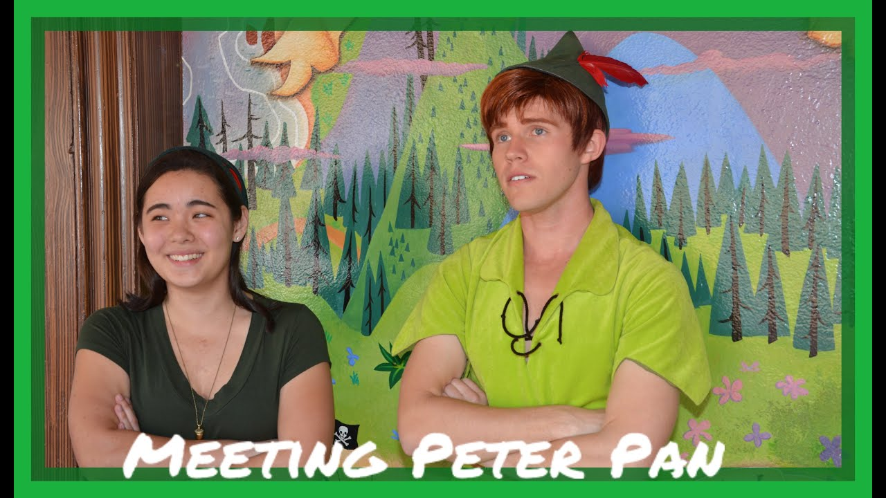 Whats at the first star to the right peter pan meet and greet whats at the first star to the right peter pan meet and greet wdw kristyandbryce Image collections