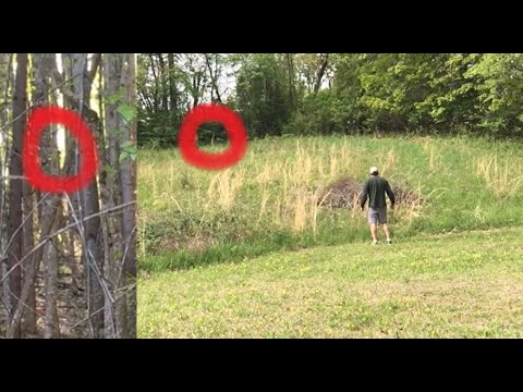 Unexplainable Changes In Landscape Leads To Video Investigation Which Yields Spine Tingling Results!