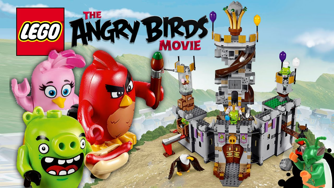 Lego Angry Birds Movie Sets My Thoughts Youtube
