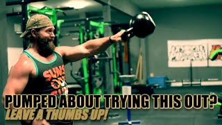 12 Minute Kettlebell Workout For Faster Fat Loss