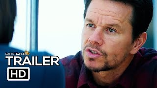 MILE 22 Official Trailer #2 (2018) Mark Wahlberg, Ronda Rousey Movie HD