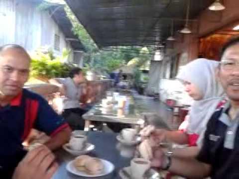 Satu petang D Kedai kopi HAI PENG