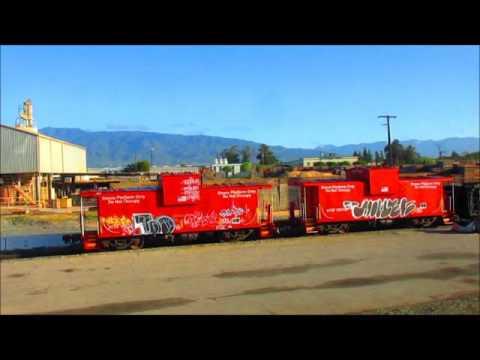 Riding the Metrolink San Benardino/IE/Orange County lines 3/12/16 Pt.1