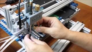 Madell СМТ ПЛК-2 інструкція вибрати місце машина