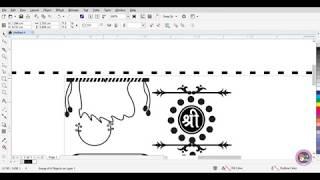 Corel Draw Clip Art New 2018 Hindi Video Tutorial