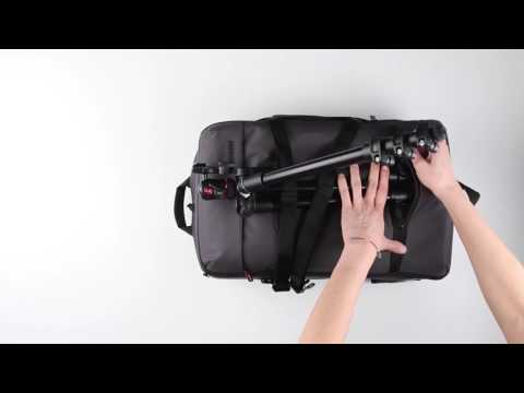 Manfrotto Manhattan Mover-50 Camera Backpack Demo | Full Compass