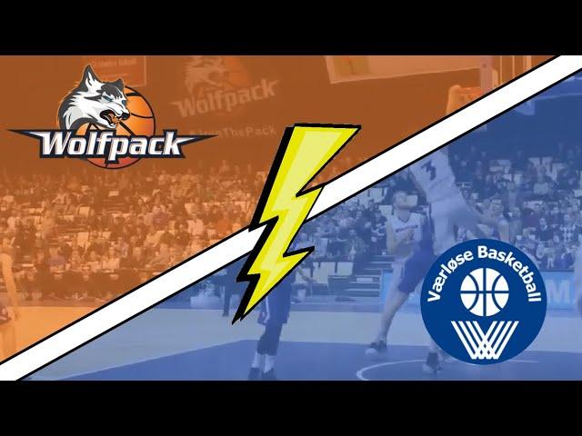 Wokpack vs. Værløse Blue Hawks [13/02/2019]