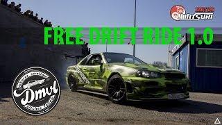 Зашли-пошли. Free Drift Ride 1.0. Drift Matsuri spb