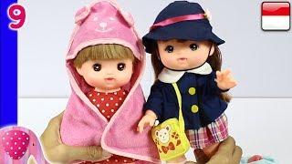 Mainan Boneka Eps 9 Koleksi Baju dan Topi Lucu - GoDuplo TV