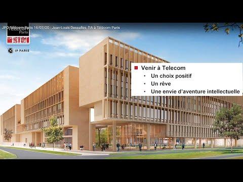 JPO Télécom Paris 16/07/20 :