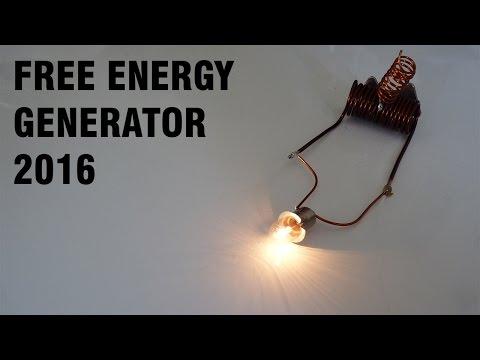 Free Energy Generator 2016