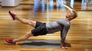 6 Athletic Core Exercises for Abs and Obliques