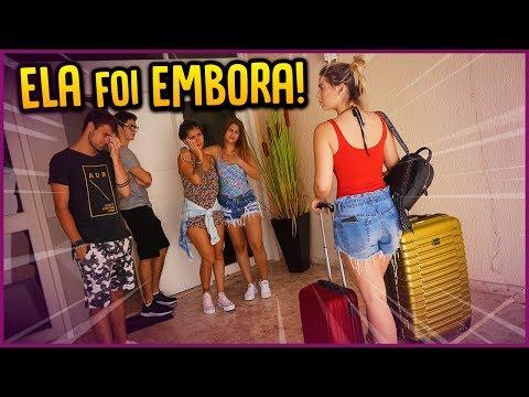 ELA FOI EMBORA DA CASA!! - DIÁRIO DE ADOLESCENTE #42 [ REZENDE EVIL ]
