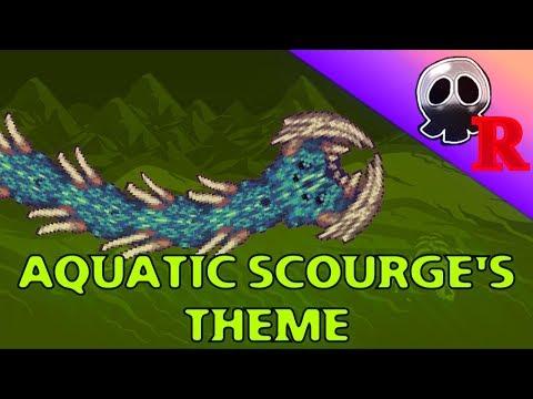"Terraria Calamity Mod Music - ""Outcast of The Sulphurous ..."