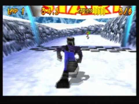 Running Wild Game Sample - Playstation