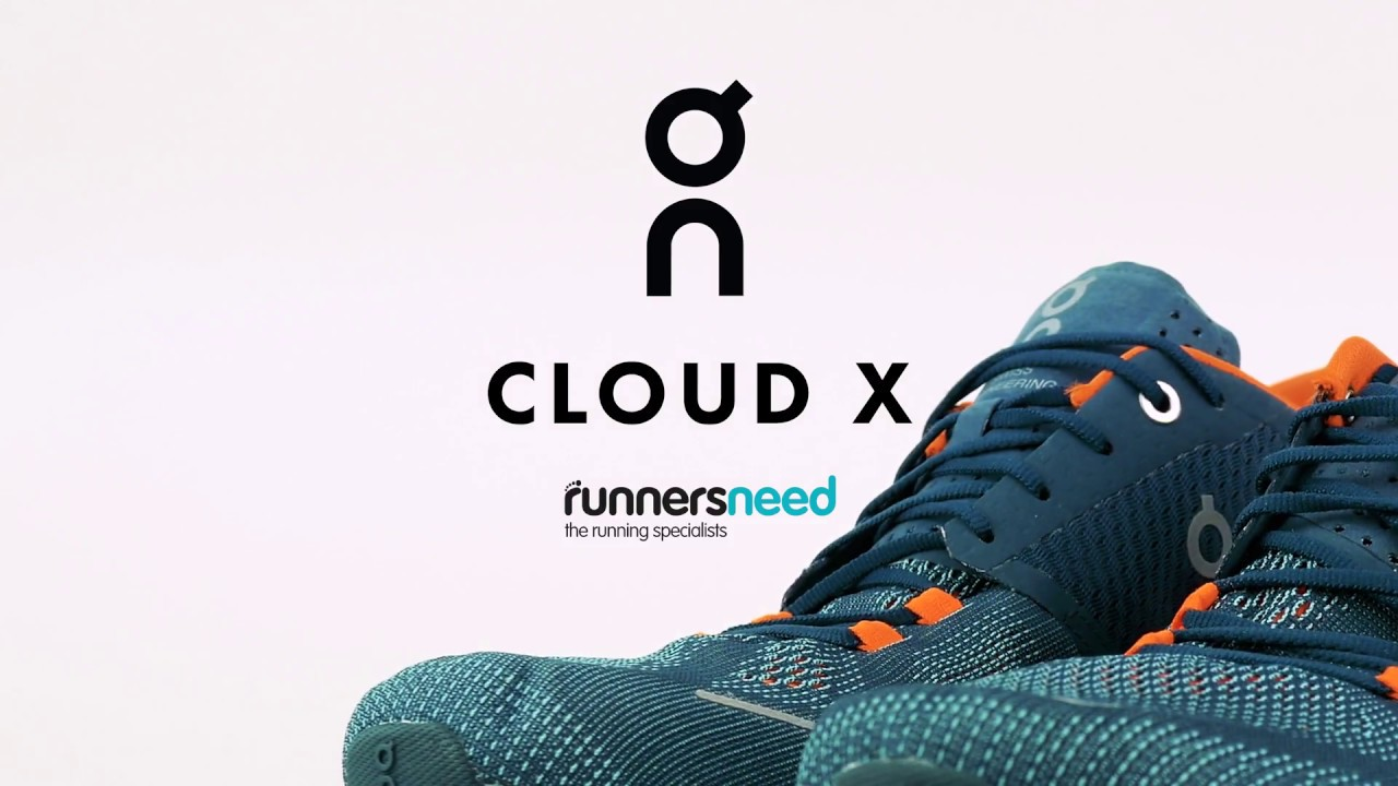 On Cloud X Mens Overview Runners Need