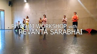 Indian Rhythms Workshop with REVANTA SARABHAI