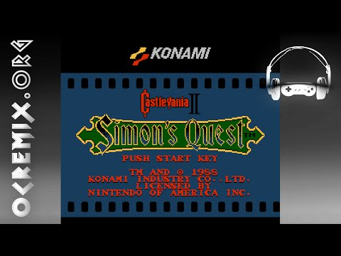OC ReMix #817: Castlevania II 'Simon's Town' [The Silence of the Daylight] by Digimatic