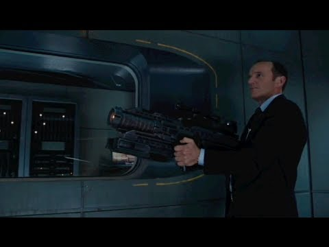 Marvel's The Avengers (6/10) Best Movie Quote - Agent Coulson's Death (2012)