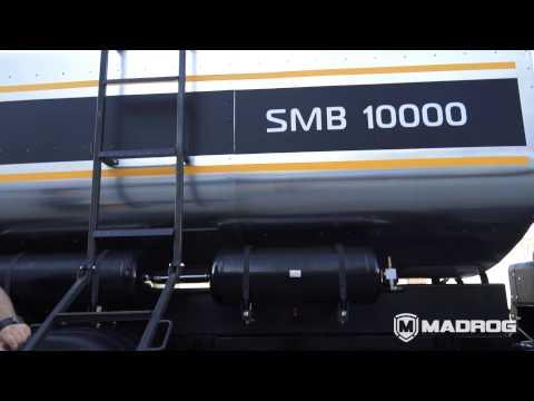 Madrog TV: Автогудронатор SMB, Part 2