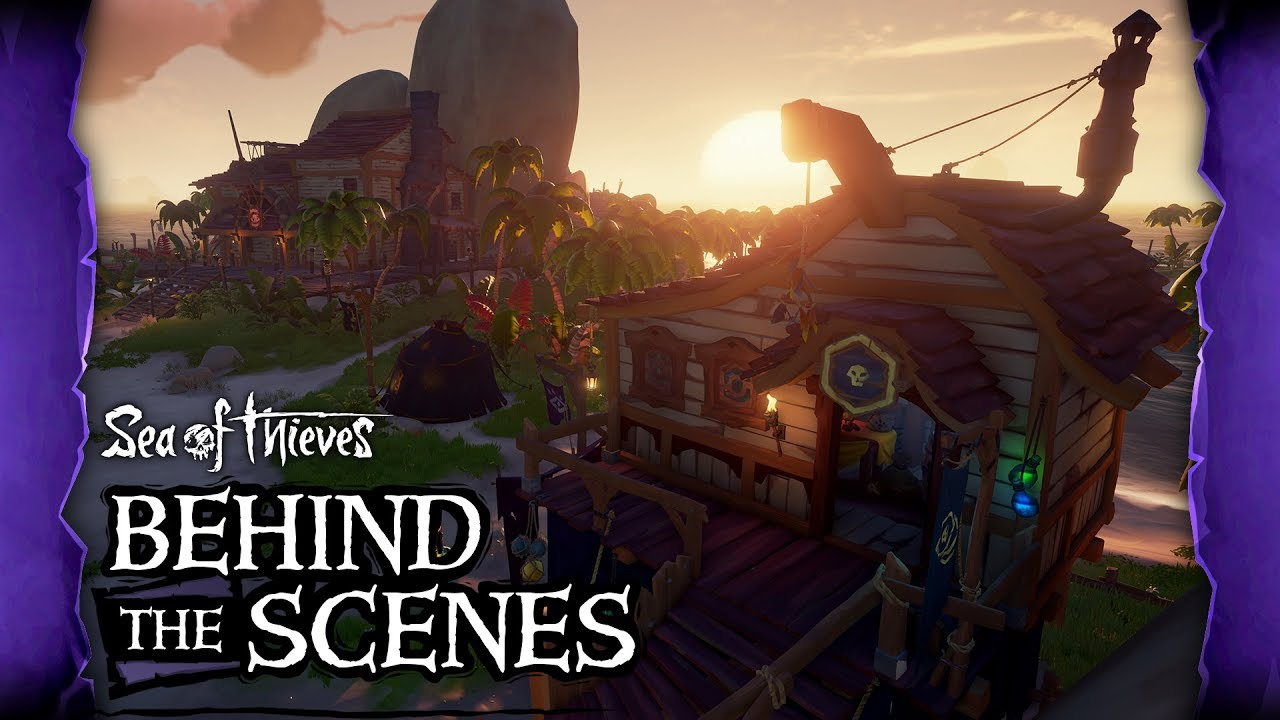 Sea of Thieves - Behind the Scenes: The Pirate Emporium and