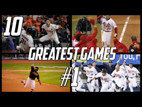 MLB | 10 Greatest Games of the 21st Century - #1